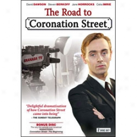 Road To Coronation Street, The Dvd