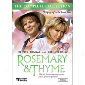 Rosemary & Thyme Complete Collection Dvd