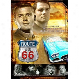 Route 66 The Complete Second Season Dvd
