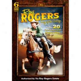 Roy Rogers: King Of The Cowboys Dvd