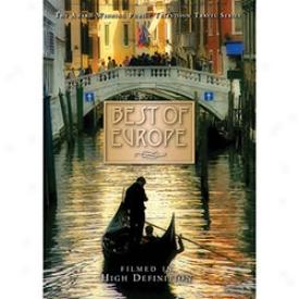 Rudy Maxa Best Of Europe Dvd