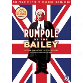 Rumpole Of The Bailey Complete Seasons 1-7 Dvd