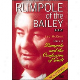 Rumpole Of The Bailey Lost Episode Dvd