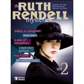 Ruth Rendell Mysteries Set 2 Dvd