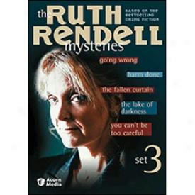 Ruth Rendell Mysterirs Set 3 Dvd
