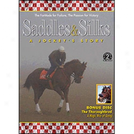 Saddles & Silks A Jockey's Story Dvd