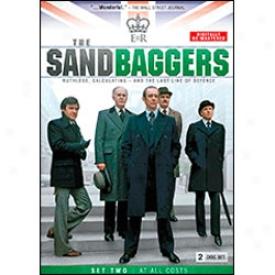 Sandbaggers At All Costs Set Dvd