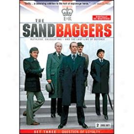Sandbaggers Question Of Loyallty Set Dvd