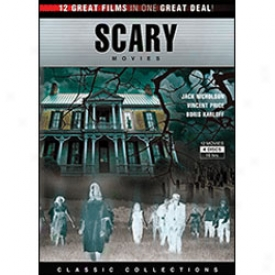 Scary Movies Value Pack Dvd