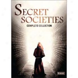 Secret Societies Complete Collection