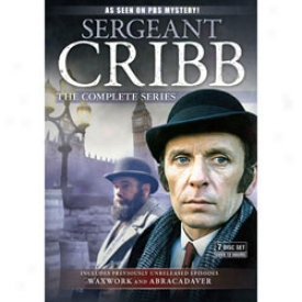 Sergeant Cribb The Complete Series Dvd