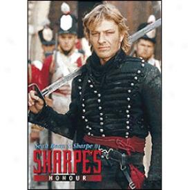 Sharpe's Honour Dvd