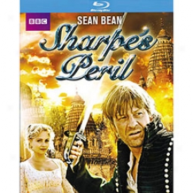 Sharpe's Peril Dvd Or Blu-ray