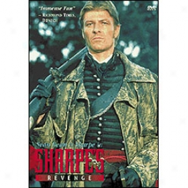 Sharpe's Revenge Dvd