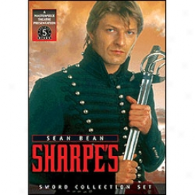 Sharpe's Set Sword Dvd