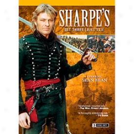 Sharpe's Set Three Contend Dvd