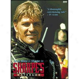 Sharpe's Waterloo Dvd
