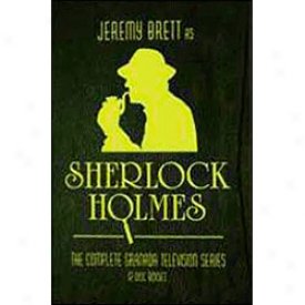Sherlock Holmes The Perfect Granada Television Series Dvd