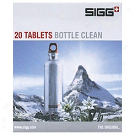 Sigg Cleaning Tablets