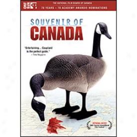 Souvenir Of Canada Dvd