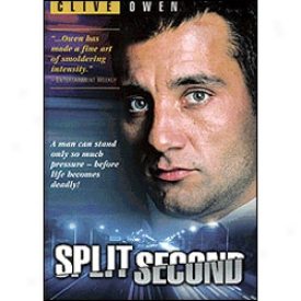 Split Second Dvd