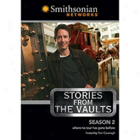 Stories Fron The Vault Season 2 Dvd Or Bluray