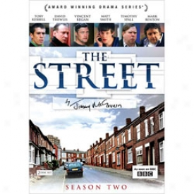 Street Season Two, The Dvd
