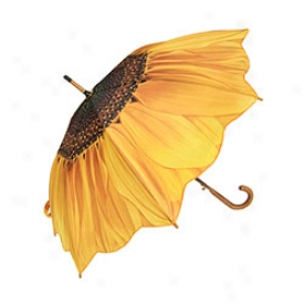 Sunfloower Bloom Umbrella Hook