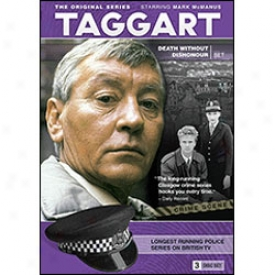 Taggart Death Without Dishonour Set Dvd