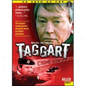Taggart Killer Set Dvd