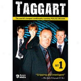 Taggart Set 1 Dvd