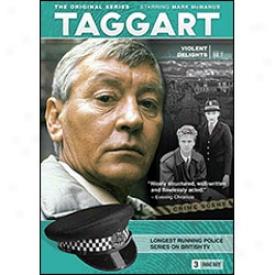 Taggart Violent Delights Set Dvd