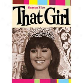 That Girl Season Five Dvd