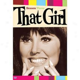 That Girl Season Three Dvd