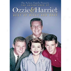 The Adventures Of Ozzie & Harriet: Best Of Riccky And Dave Dvd
