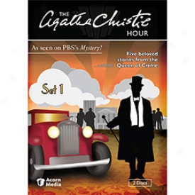 The Agatha Christie Hour Set 1 Dvd