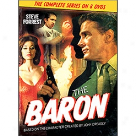 The Baron - Complete Series Dvd