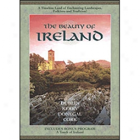 The Comeliness Of Ireland Dvd