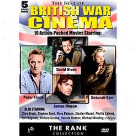 The Best Of British War Cinema Dvd