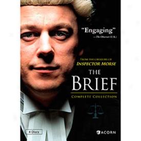 The Brief Complete Colleciton Dvd