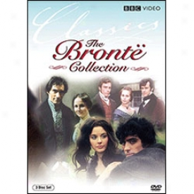 The Bronte Collection Dvd