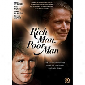 The Complete Rich Man Poor Man Dvd