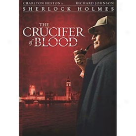 The Crucifer Of Blood Dvd