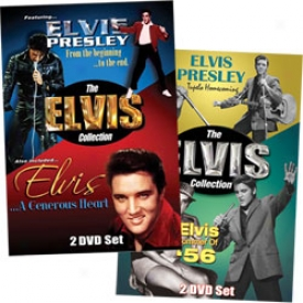 The Elvis Collection Dvd