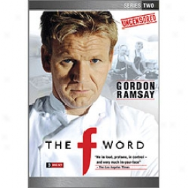 The F Word With Gordon Ramsay Series 2 Dvd