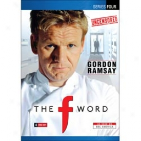 The F Word With Gordon Ramsy Series 4 Dvd