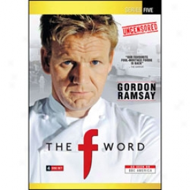 The F Word With Gordon Ramsay Series 5 Dvd