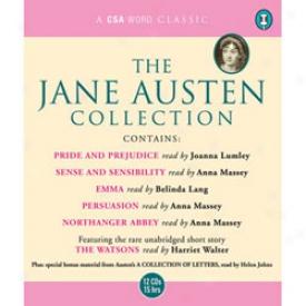 The Jane Austen Collection Cd Cdaudio