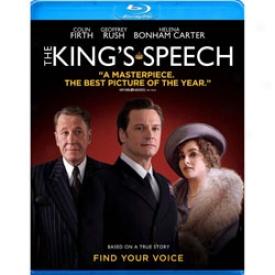 The King's Speech Dvd Or Blu-ray