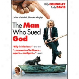 The Man Who Sued God Dvd
